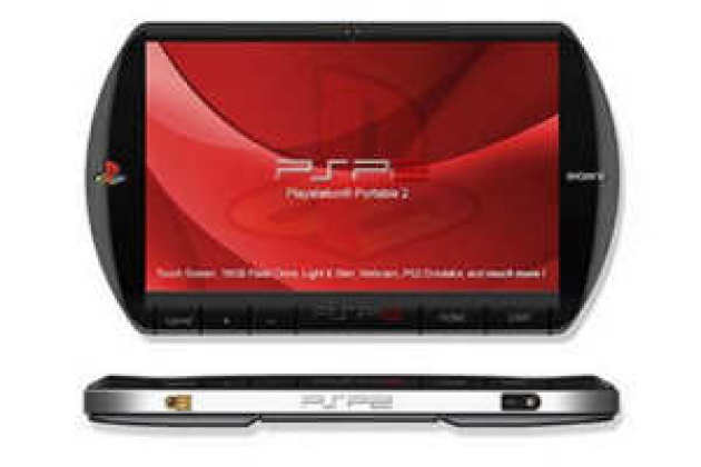 PlayStation Portable 2, de Sony