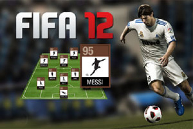 FIFA 12, d'Electronic Arts