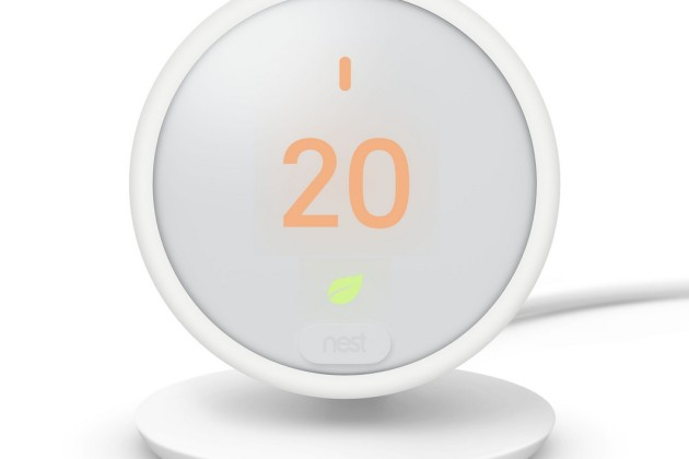 Le nouveau Nest Thermostat E.