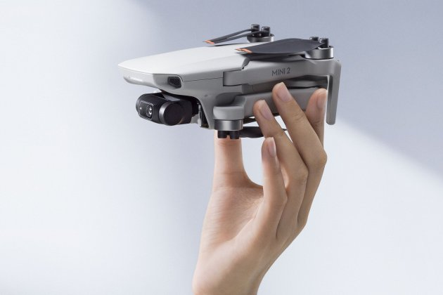 Le Mavic Mini 2.