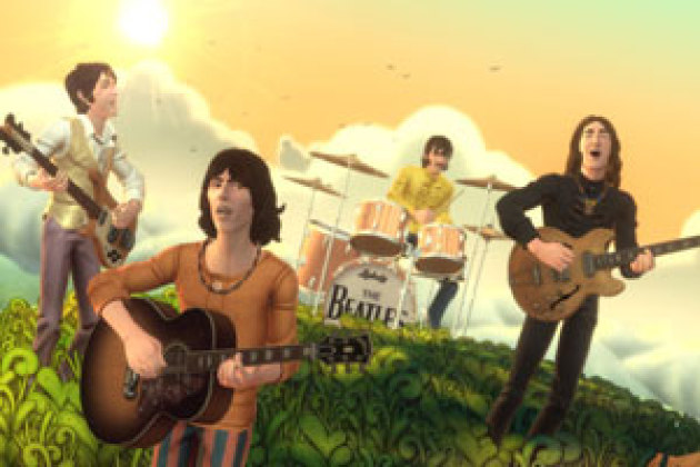 The Beatles : Rock Band, d'Harmonix