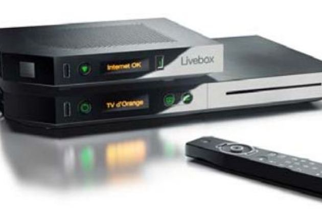 Orange: la Livebox Jet atteint 500 Mbits/s sur fibre optique
