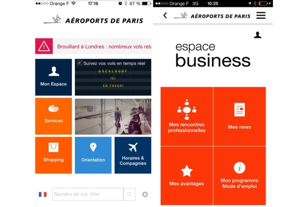 Aéroports de Paris connecte son salon VIP