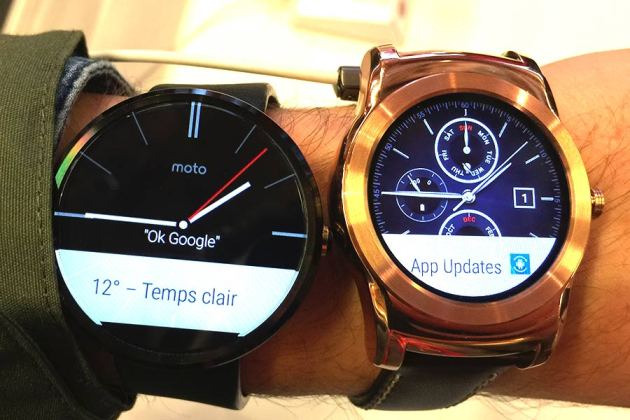 MWC 2015 : la montre LG Watch Urbane à 349 € ?
