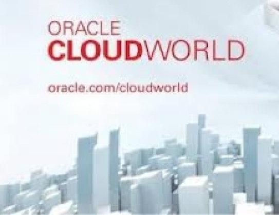Oracle CloudWorld part en tournée mondiale