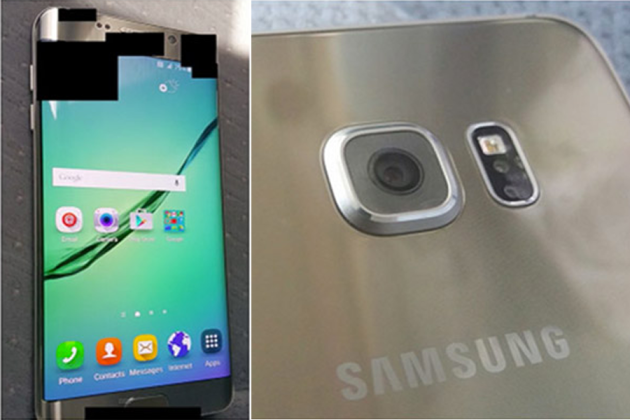 Une version géante du Samsung Galaxy S6 Edge en préparation (photos)