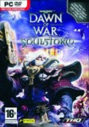 Warhammer 40 000 : Dawn of war - Soulstorm