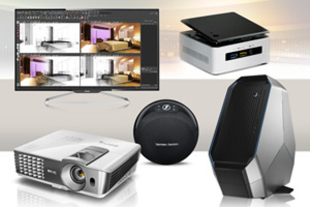 Intel NUC513RYH, Dell Alienware Area-51, BenQ W1070+... le top des tests