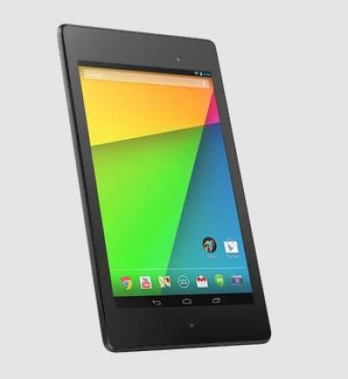 Mobile : la tablette Nexus 7 de Google disponible en version 4G