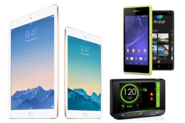 iPad Air 2, iPad Mini 3, Lumia 830, Coyote S... le top des tests
