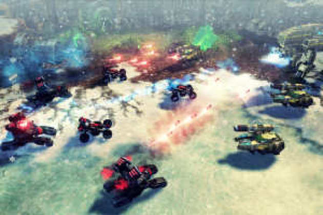 Command and Conquer 4, d'Electronic Arts