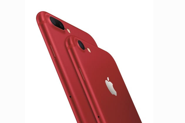 Les iPhone (PRODUCT)RED.