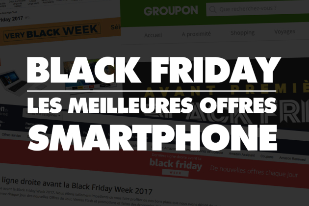 Cyber Monday : Samsung, Apple, Huawei... toutes les offres smartphones