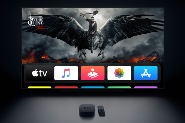 L'Apple TV 4K.