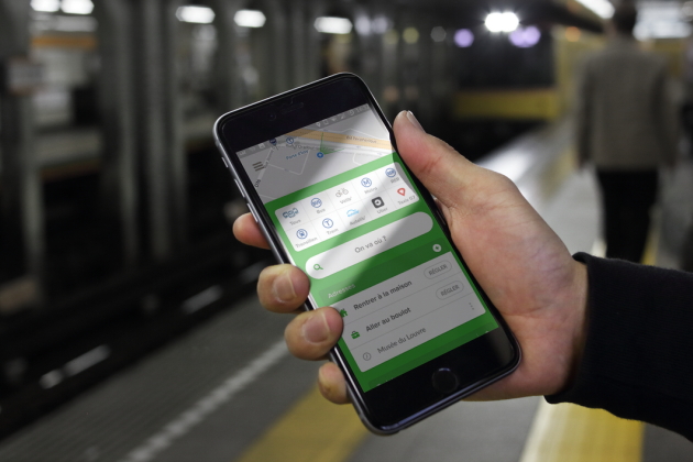 3 applications Android et iPhone pour se déplacer en transports en commun
