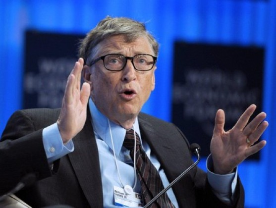 Bill Gates est devenu un