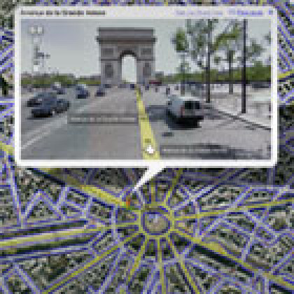 Google Streetview : une balade spectaculaire au c?
