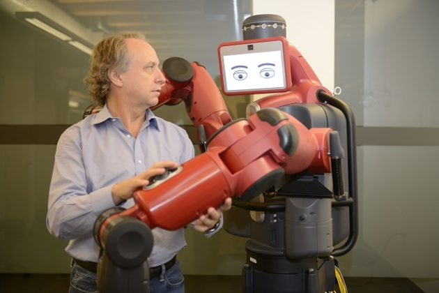 On a rencontré Rodney Brooks, le pape de la robotique