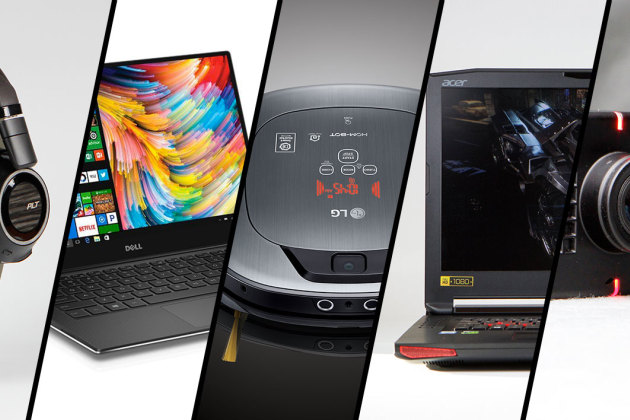 Dell XPS 13, LG Hom-Bot Turbo+, Acer Predator 17... le top 5 des tests