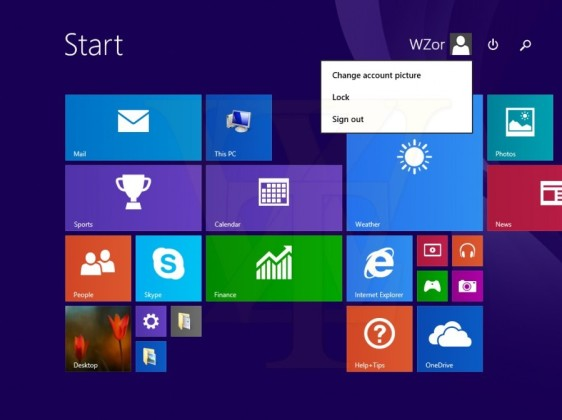 Une préversion de Windows 8.1 Update 1