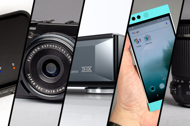 Panasonic DMP-UB900, Nexbit Robin, Fufilm X70... le top 5 des tests