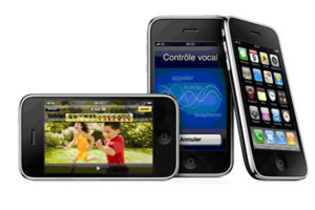 L'iPhone 3G S se pose en France