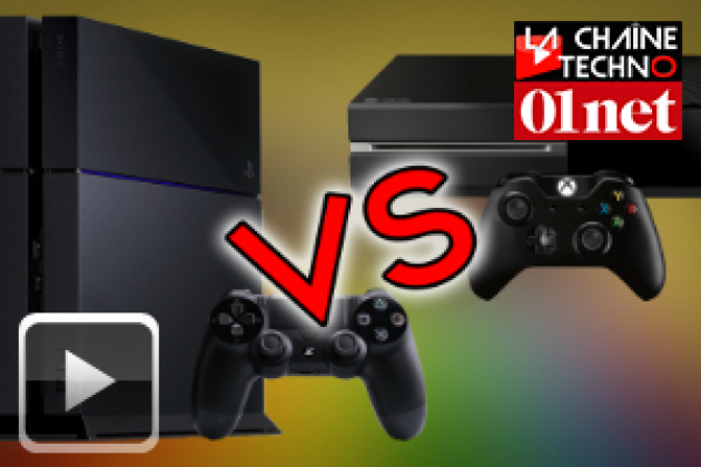 Playstation 4 contre Xbox One : le choc des titans !