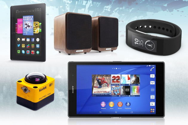 Sony Xperia Z3 Tablet Compact, Kodak Pixpro SP360, Amazon Fire HDX 8.9...le top des tests