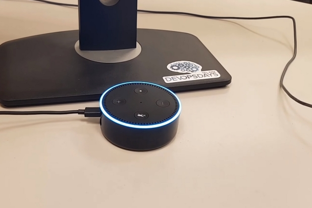 Ils ont transformé Amazon Echo en un mouchard audio