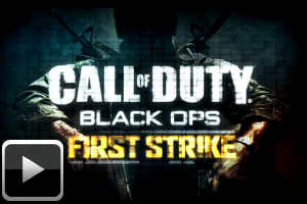 Call of Duty : BlackOps First Strike