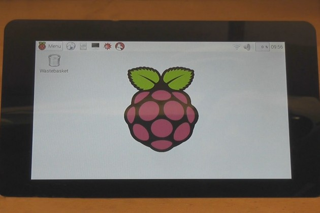 Le Raspberry Pi a désormais son écran tactile officiel