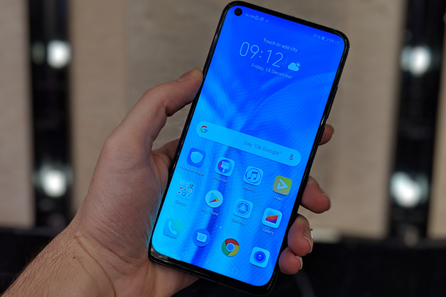 Le Honor View 20.