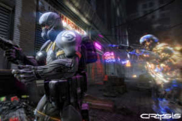 Crysis 2, d'Electronic Arts