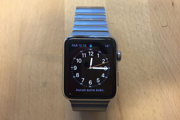 Apple Watch : les mesures et les tests du labo de 01net.com