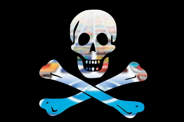 Apple App Store Attaque Pirate