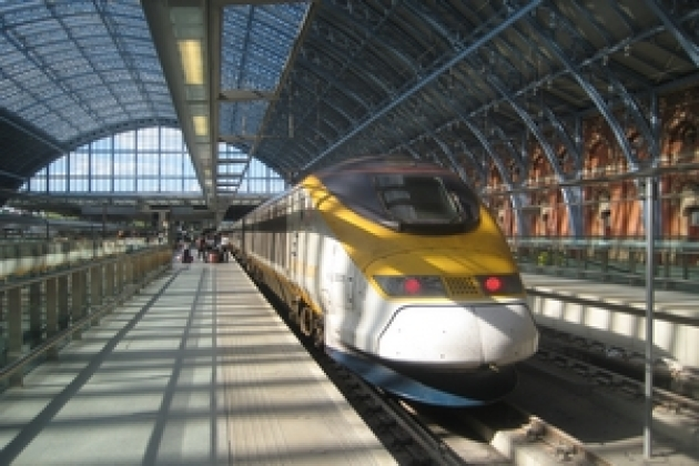 Eurostar va changer son application de planification des trains