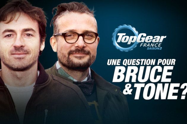Confidences des animateurs de Top Gear France: le replay!