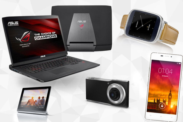 Asus Zenwatch, Kazam Tornado 348, Asus ROG G751JT... le top des tests