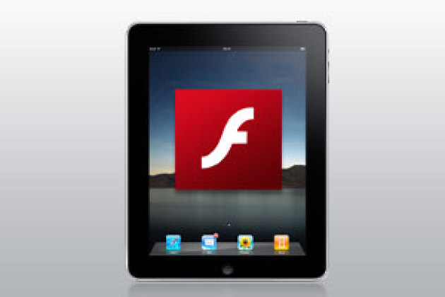 Flash sur iOS, c'est possible