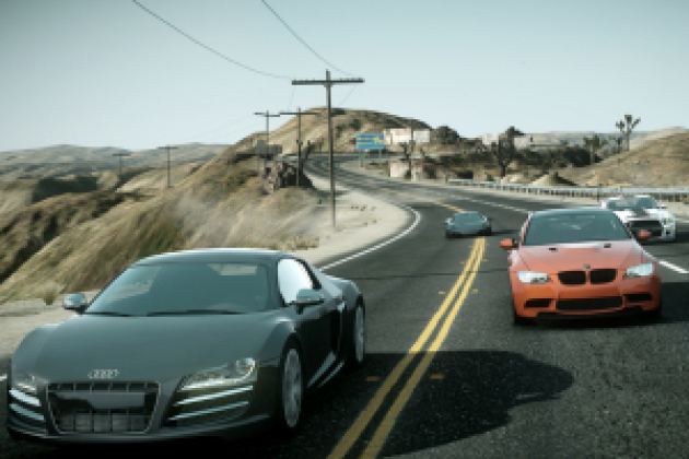Need for Speed The Run, d'Electronic Arts