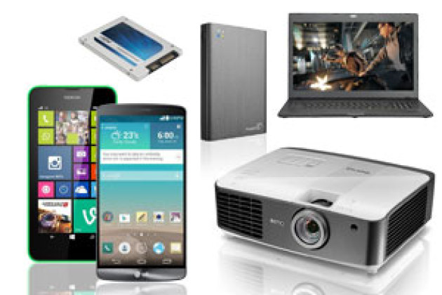 LG G3, lave-linge Samsung connecté, BenQ W1500 : le top des tests du labo