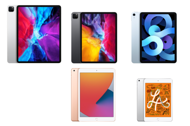 iPad, iPad Air, Pro ou mini : quelle tablette Apple choisir pour Noël ?