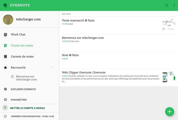 5 applications gratuites pour prendre des notes sur android  iphone et ipad
