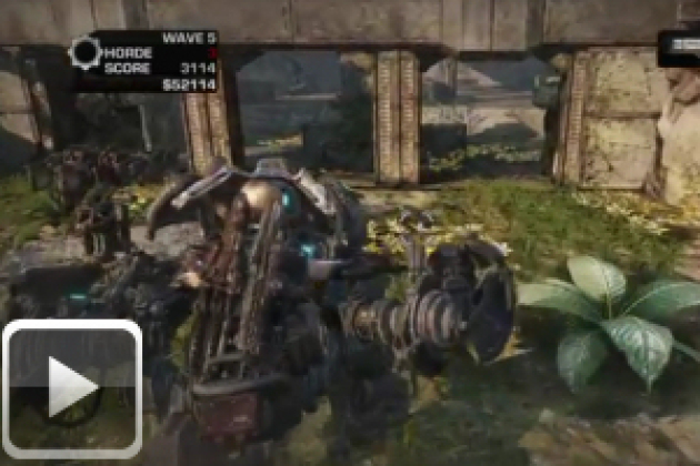 Gears of War 3, de Microsoft Games