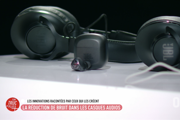 La réduction de bruit de JBL
