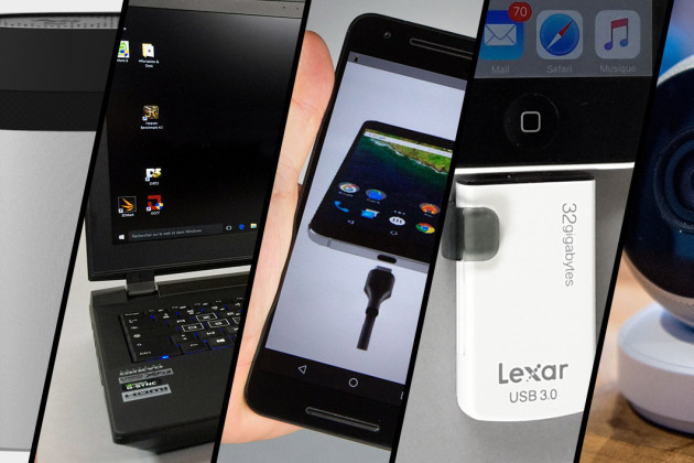 Nexus 6P, Berserk MK1, JumpDrive M20i... le top 5 des tests
