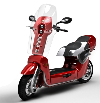 XO2 Urban Transformer, un scooter électrique pliable « made in France »