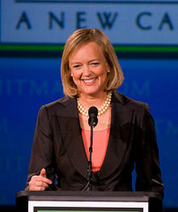 Meg Whitman dirige HP depuis septembre 2011