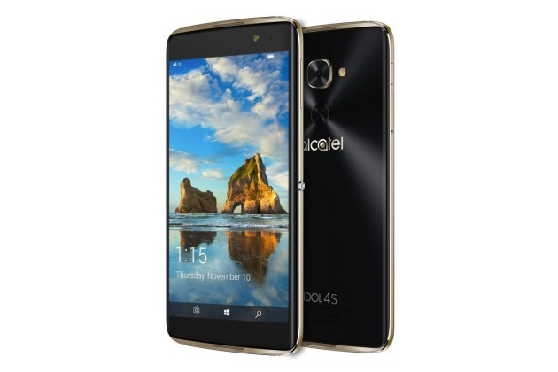 Alcatel sort un Idol 4S sous Windows 10 Mobile