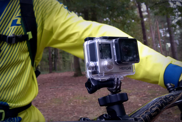 Test : GoPro Hero 4 Black, la concurrence peut souffler